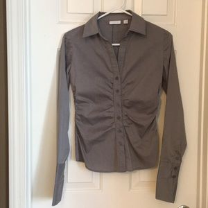 New York and Co button down blouse